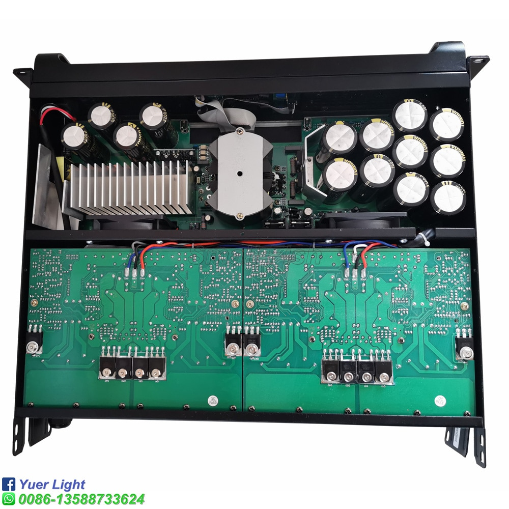 4-Channe / FP 10000Q Amplifier Disco DJ Line Array Sound System Audio Professional FP Subwoofer Amplifier For Party Club KTV Bar