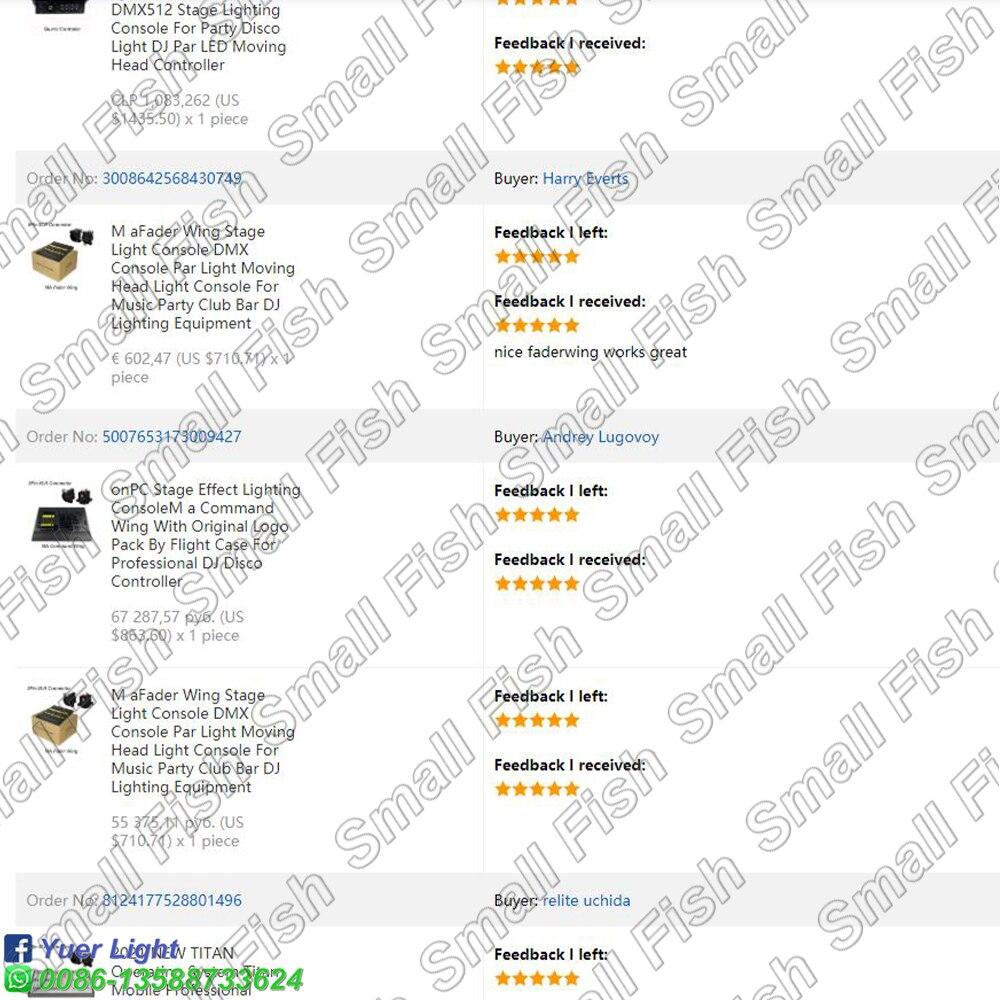 2021 grandM-a 2 full light Console Moving Head Light Par Light Equipment Controller DMX Controller For Disco DJ Party Wedding