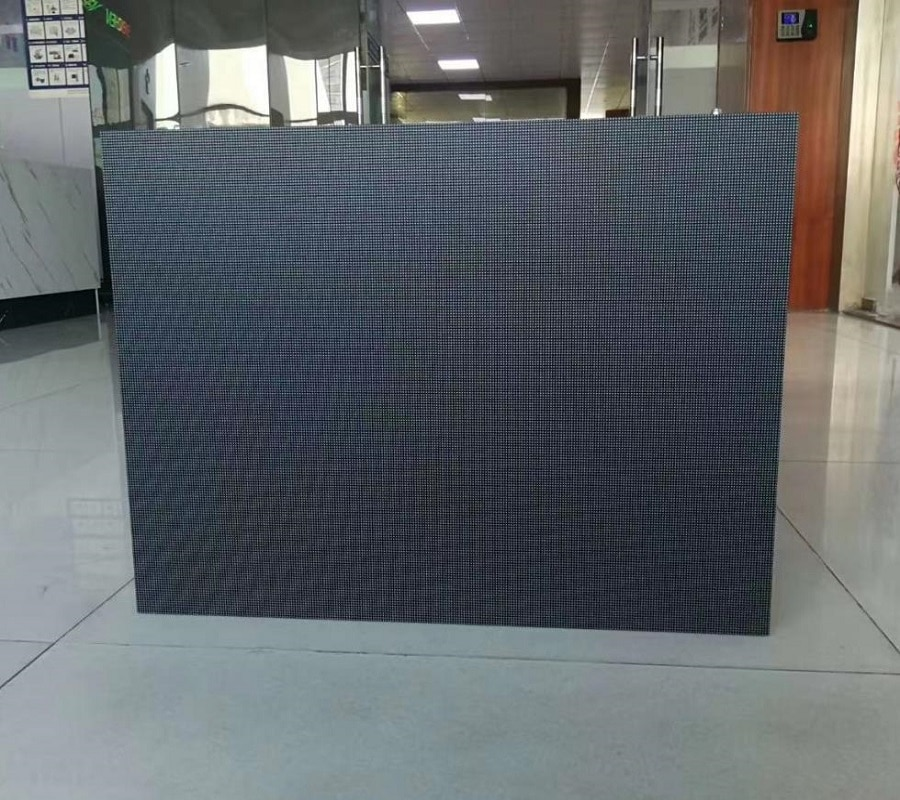 Small distance screen P1.8 indoor full front serviceability led screen P1.8 640*480MM 3840HZ high refresh rate LED screen