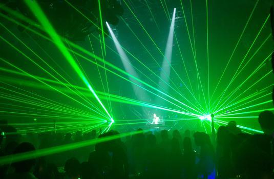 M11-G30000 30W Green animation  laser G532nm stage party disco KTV bar club theatre studio iluminacion cyclorama light