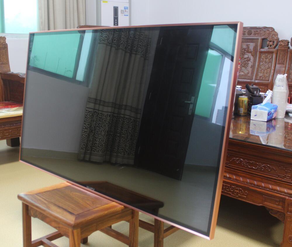 85 95 100 Inch Smart Android LCD 4K TV LED wifi/lan internet IPTV DVB-T2 television TV