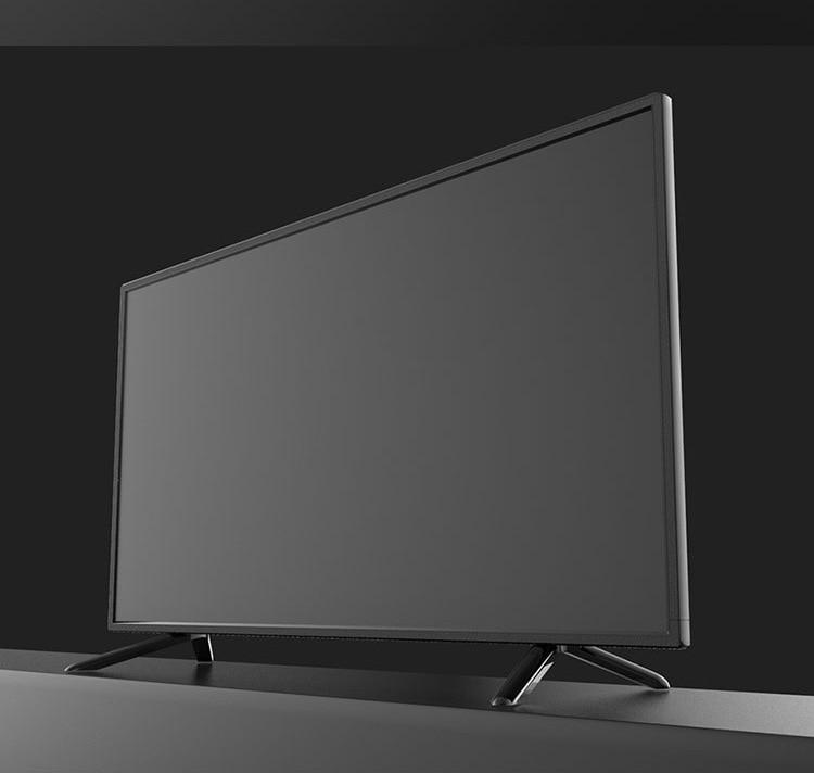 55 65  inch 4k Full HD  Smart TV T2 global version led television TV