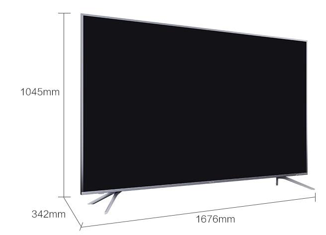 Original HD 4K 1080P 55 60 65 inch wifi/lan nextwork  led smart Full HD tv set television TV