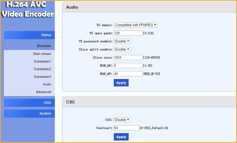 3U Chassis 16 Channels HDMI Video Streaming Encoder H.264 RTSP RTMP Encoder For IPTV, Live Streaming Broadcast, Media Server
