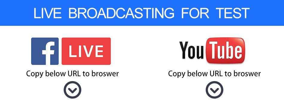 channels H.264 SDI input Video Encoder for IPTV, Live Stream Broadcast by RTMP HTTP RTSP for Media Server HDMi v Broadcast
