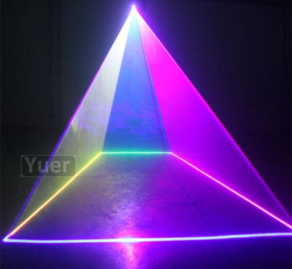 2Pcs/Lot 1W RGB Animation Laser Projector Stage Decorations Laser Disco Light MDX512 Laser Light Dj Disco Xmas Party Club Lights