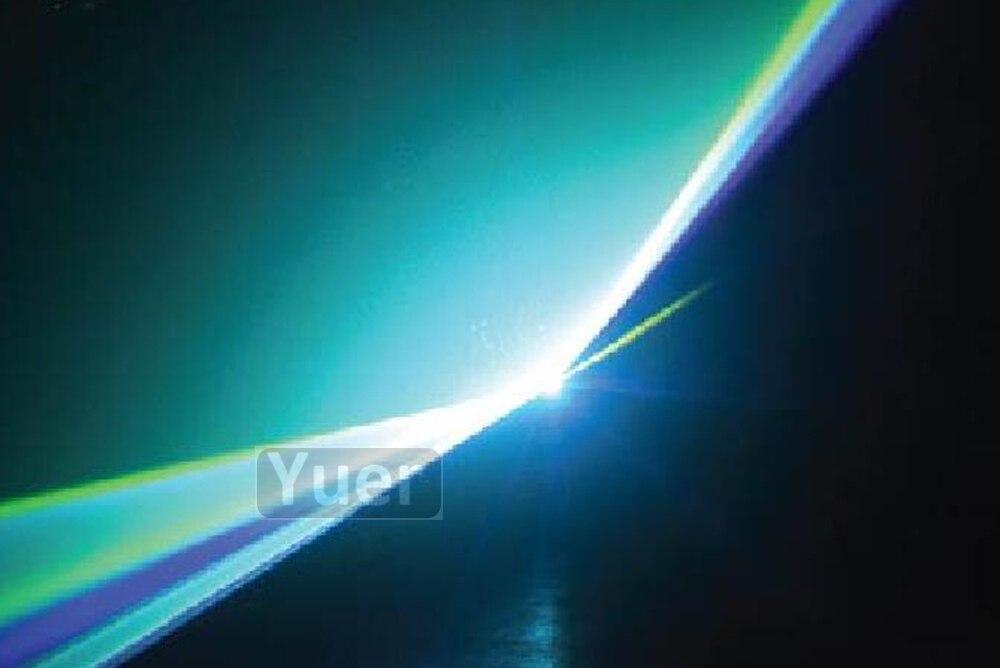 2Pcs/Lot RGB Full Color Motor Scanning Laser Beam Lights DMX512 Sound Home Party DJ Disco KTV Projector Stage Effect Lighting