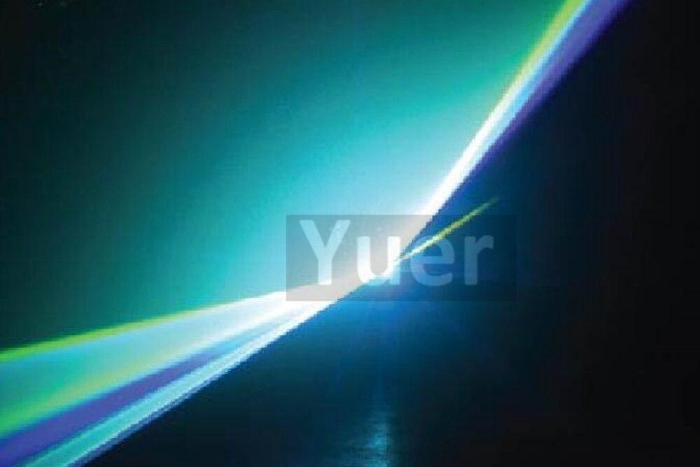 2Pcs/Lot RGB Laser Light Music Projector Dj Disco Strobe Lights DMX 512 Laser Disco Music Center Equipment Free Shipping
