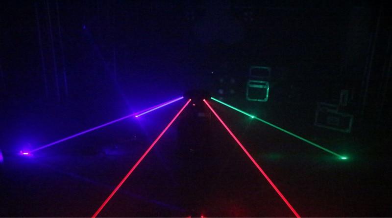 Led Beam Moving Head Light Dmx Laser Disco Projector Laser Stage Lighting Dj Light Equipment 6 Heads RGB Unlimited Rotating