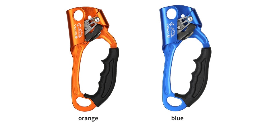 Outdoor Ascender Rope Climber Left And Right Hand High Altitude Climbing Climber Rock Climbing Equipment Mountaineering Tools