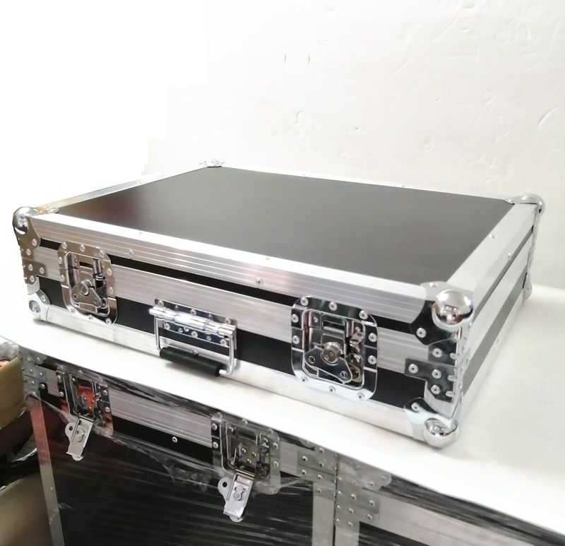 Flight Case Lighting Console MA on PC Fader Wing DMX Lighting Stage Fixture Controller/MA Command Wing flightcase
