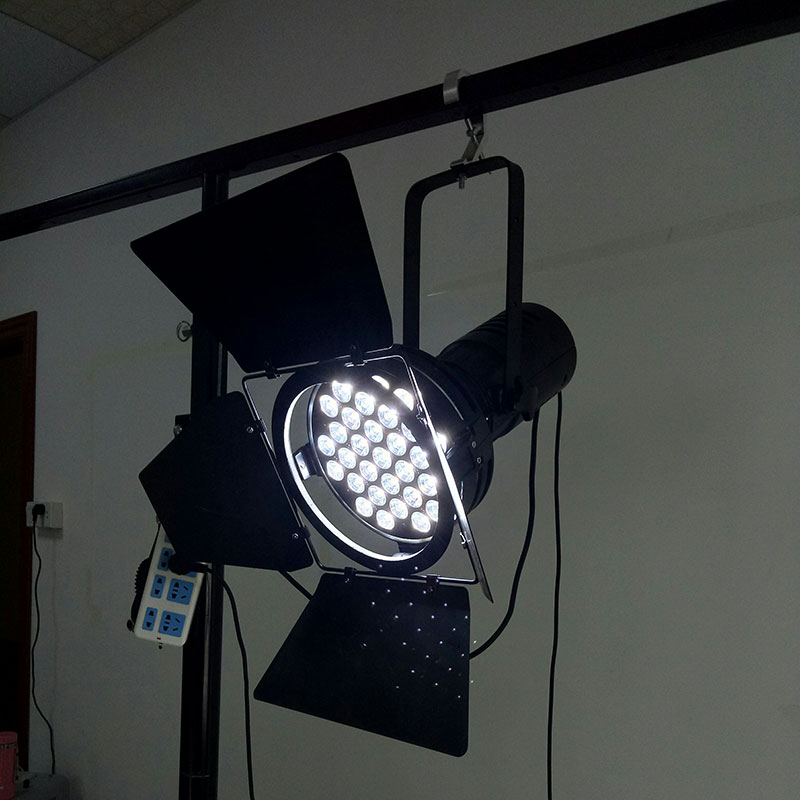 Fast Shipping LED Par 31x10W Spotlight 1/2 DMX Channels for Auto Show Free ShIping,SHEHDS Stage Lighting.