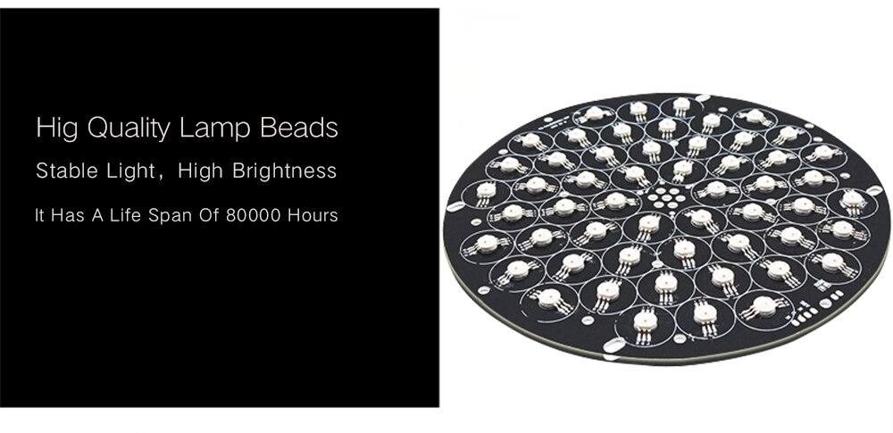 Stage Lighting Effect Master-Slave Luces Discoteca Top Seller Waterproof LED Par 54x3W RGB 3in1 DMX512 Outdoor IP65 LED DMX