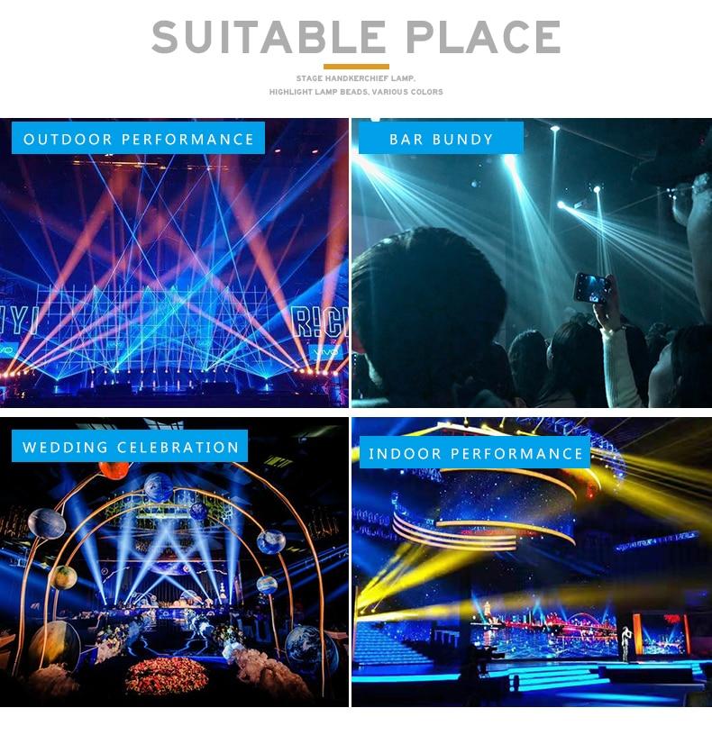 4pcs/lots 24x12W RGBW 4 in 1 Led Par lights 24*12w With dmx512 Stage Lighting Wedding DJ Party Effect Light