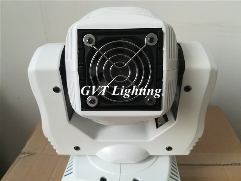 Fast shipping white shell 60W Led spot moving heads china mini 60W gobo moving head light white color