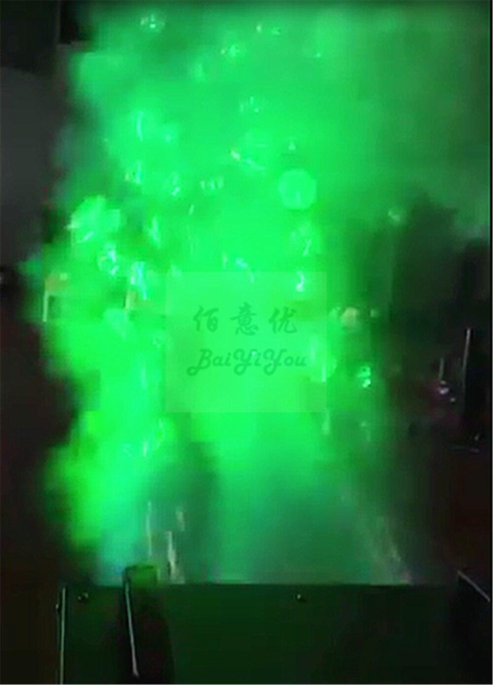 1X Stage Effect 1500W Double Wheel Big Led Fog Bubble Machine DMX Remote Control Smoke Filled Fogger Sprayer For Party Wedding