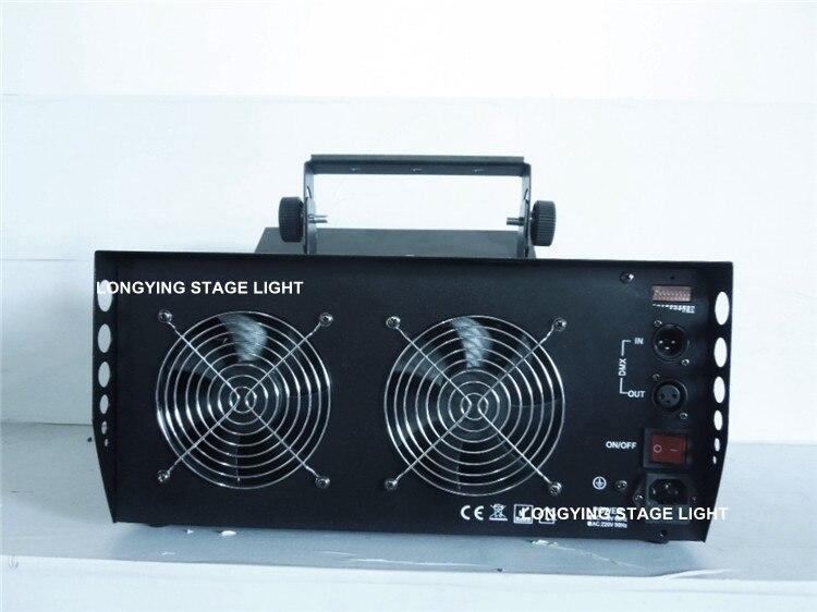 Free Shipping (2pcs/Lot) 150W Remote Wireless Bubble Machine Wedding Dj Stage Effects Equipment