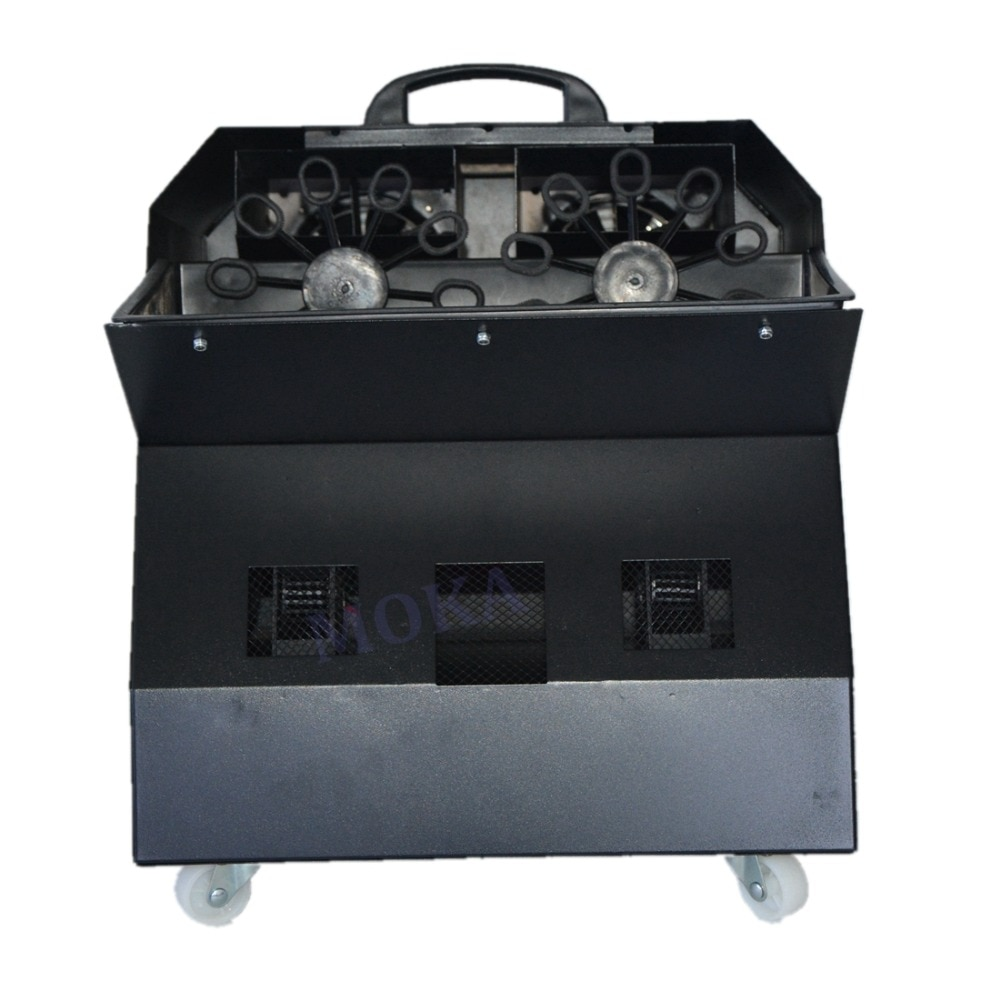 2pcs/lot Effect Bubble Machine 200W Automatic Bubble Maker Stage Effect Wireless Remote Control