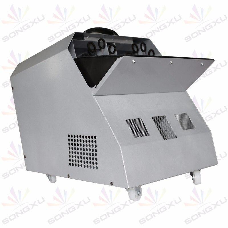 SONGXU 4pcs/lot 200W Big Bubble Machine With Remote Control Blower Bubble Machine for Christmas Party Wedding Stage/SX-BM200