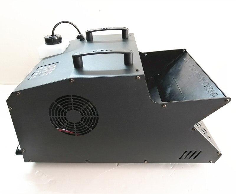 2000w led fog bubble machine DMX512/ remote smoke bubble stage effect equipment