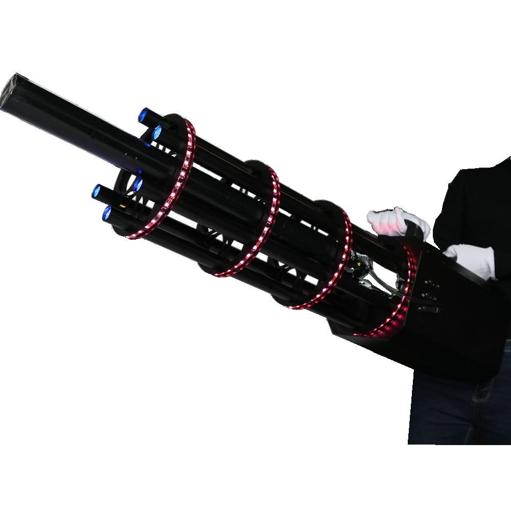 Big Confetti Machine Spray Shooting Confetti Cannon Confetti Blaster For Concert Celebration