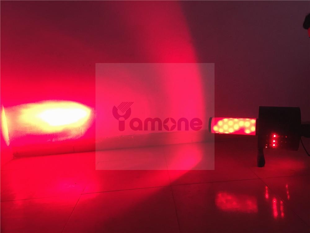 1x New LED Co2 Confetti Paper Shooter Gun Handhold Co2 DJ Gun Confetti Launcher Cannon Stage Effect Machine With 10kg Confetti