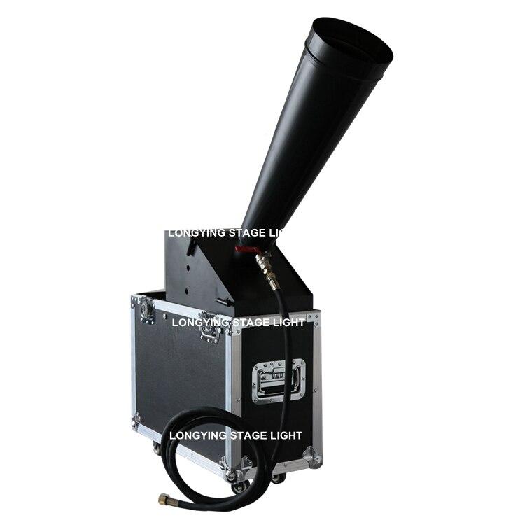 Stage Effect Co2 Confetti Machine Stage Confetti Machine Wedding Cannon Compacted Design