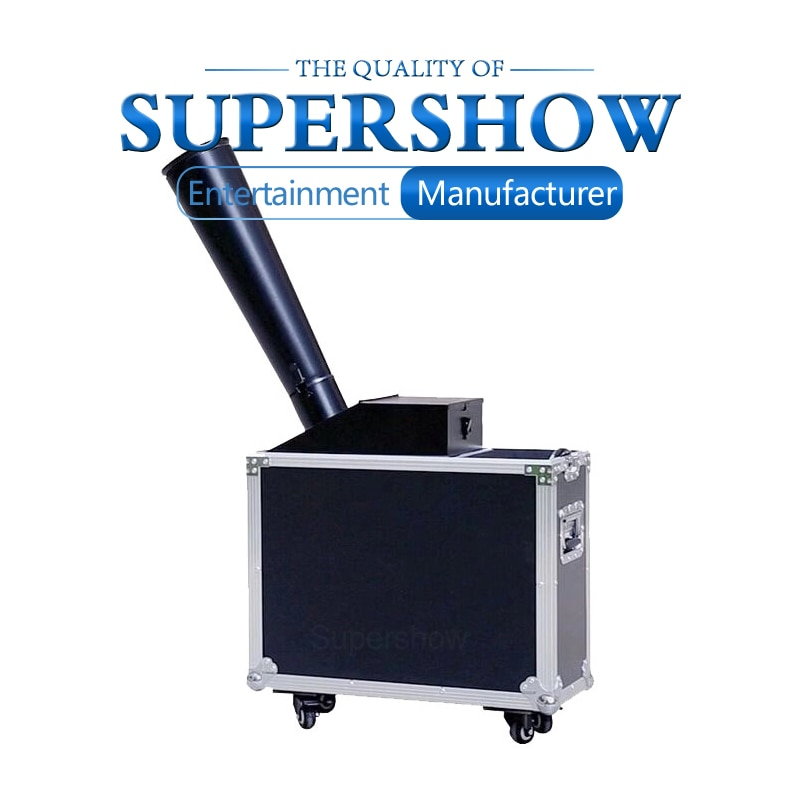 1pcs Rainbow Machine CO2 Confetti Machine hand control blaster jet Stage Effects Machine for Wedding Party Celebration
