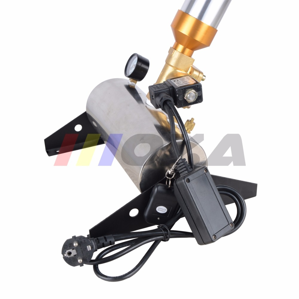 2Pc/Lot High Quality Paper Confetti Machine Shooter launcher For Wedding Disco DJ Party Event Decoration