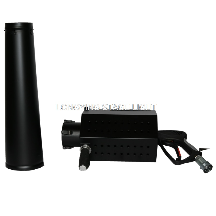 Free Shipping Wedding Co2 Confetti Machine Confetti Cannon Manual Controller 1 Holder Confetti Shooter Launcher Machine
