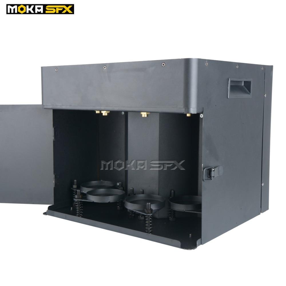2Pcs/Lot shoot 6m big Stage Fire Machine Event Flame Machine Stage DMX 512 fire projector