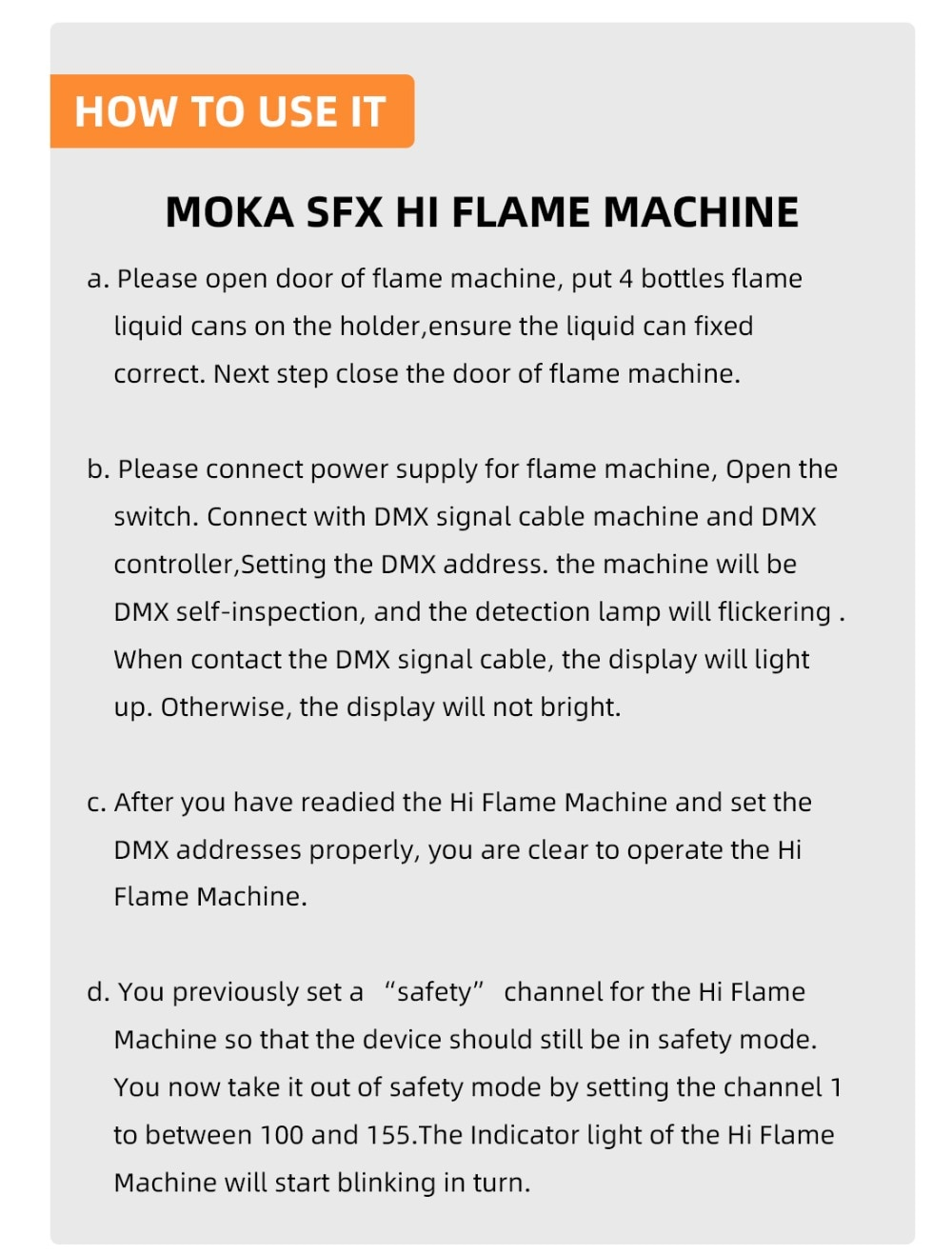 2Pcs/Lot Stage Equipment Fire Machines Event One Head Flame Machine Thrower Spray Flame Projector for Nightclub DJ Stage Party