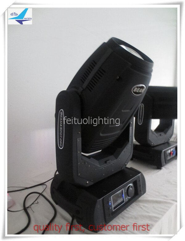 10pcs Outlet Sharpy Beam 10R 280W Beam Wash Spot 3 in1 Moving Head Beam Light