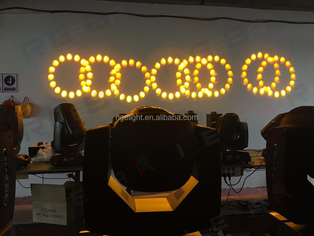 230w 7r beam movinghead light for dj lighting disco