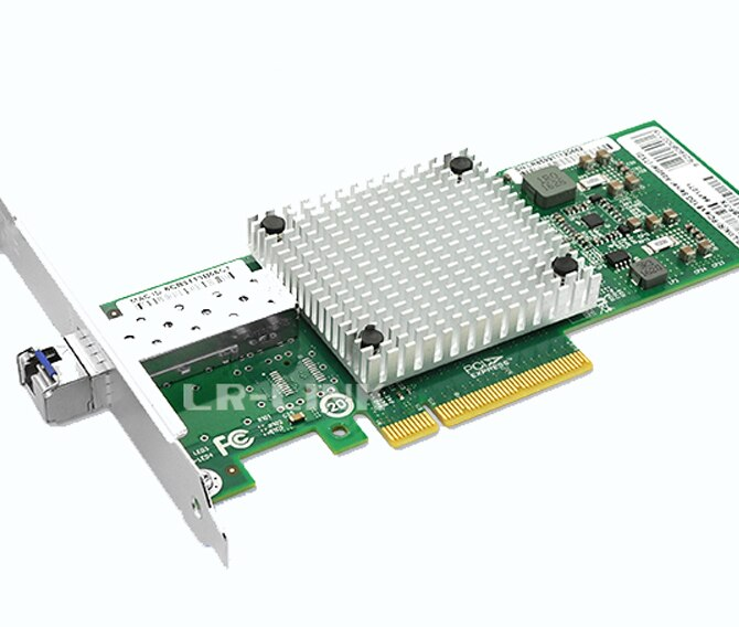 LR-LINK 9801BF-TX/RX 2PCS 10 Gigabit Ethernet Card Fiber Optical Server Adapter PCI-Express Network Controller Intel 82599 NIC