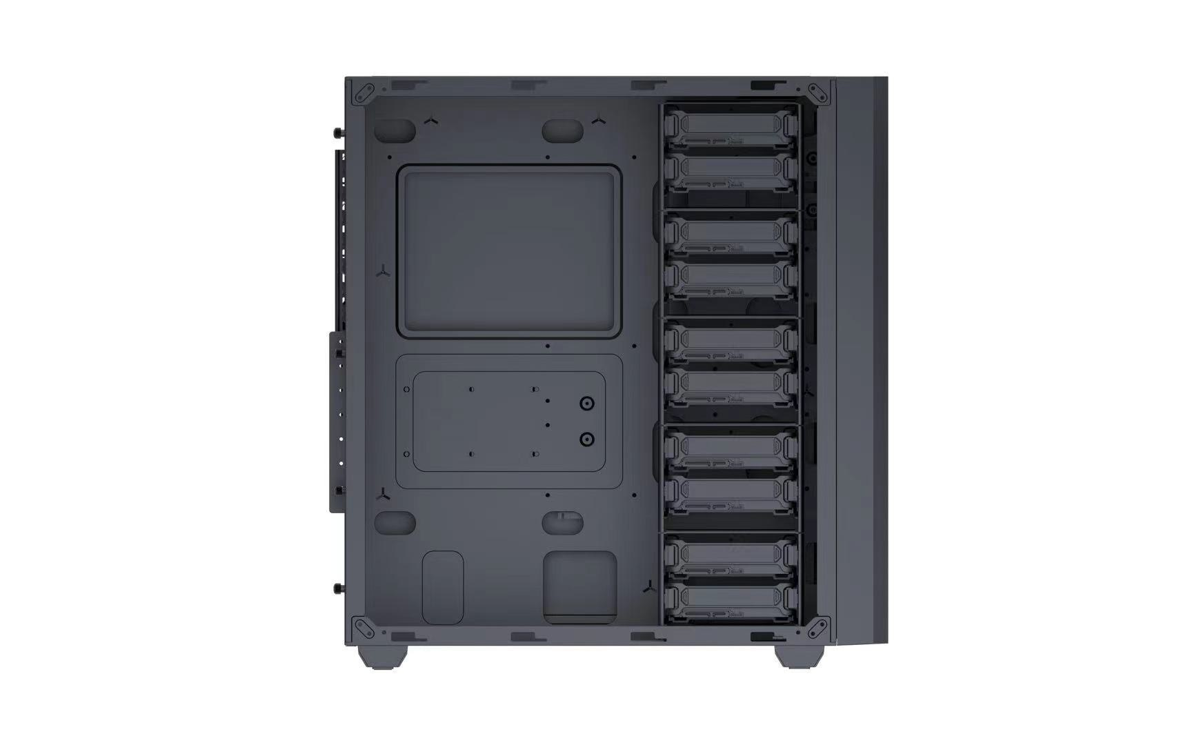 Mining CHIA Coin Storage Server Add Your Own HDD,2xE5-2678V3,12 Core,24 Thread.32GB ECC DDR3, 650W,Support 16T,Plot 3-3.5T/Day