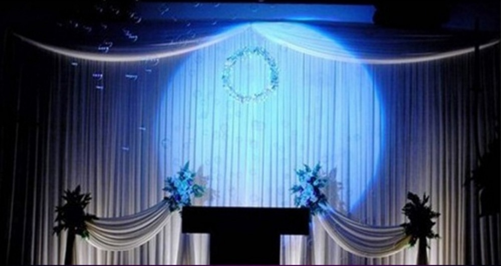 Stage Follow Spot Light 440w With LED Display DMX512 Followspot Lights Large Show Equipment Search Spot Lighting for Wedding