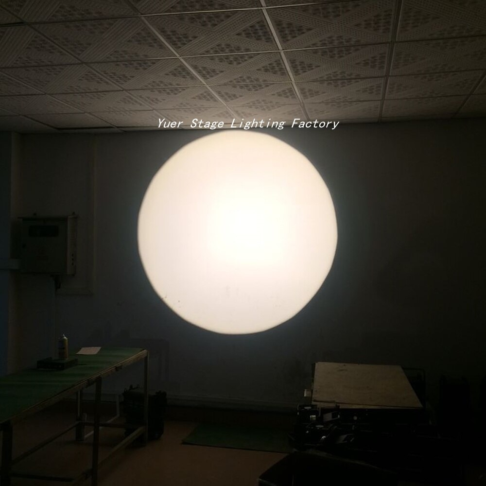 300w LED follow Spot Light super bright LED Follow Tracker Manual-Focus For Wedding Theater Performance party stage lighting