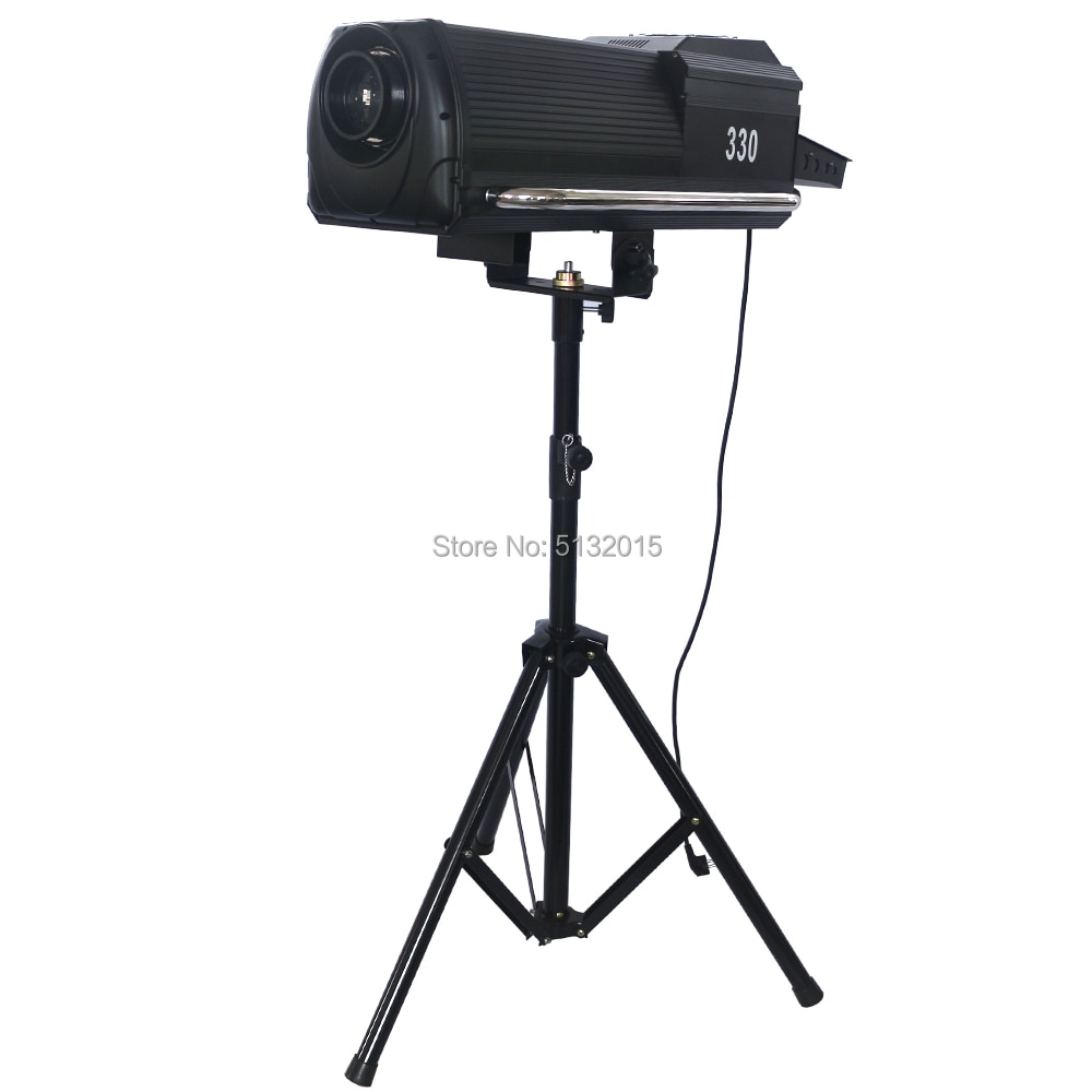 LED Follow Chasing Light 200-230-330-350-440-470W Projection Bubble DMX Electronic Zoom Wedding Music Event Pro Stage Lighting